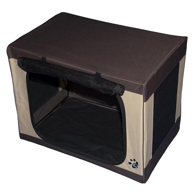 """Pet Gear 36"""" Travel-Lite Portable Soft Pet Crate"""