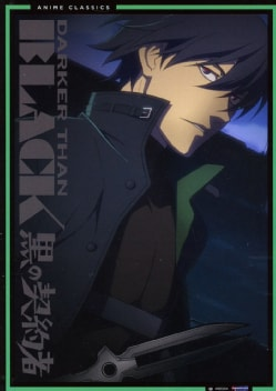 Darker than Black: Season 1 (DVD)