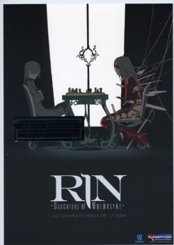 Rin: Daughters of Mnemosyne: Complete Series (Classic) (DVD)