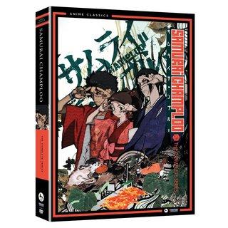 Samurai Champloo - The Complete Series Box Set (DVD)
