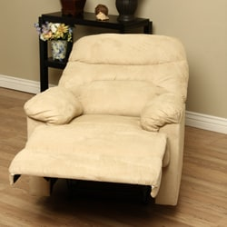 Tucker Camel Recliner
