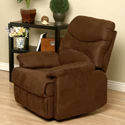 Tucker Cocoa Recliner