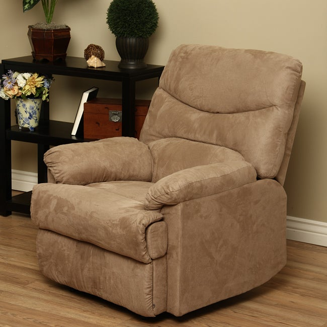Tucker Tan Recliner at Sears.com