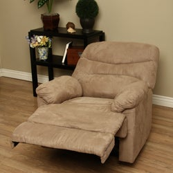 Tucker Tan Recliner