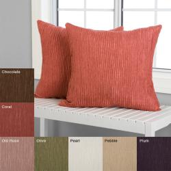 Stephano 18-inch Decorative Pillows (Set of 2)