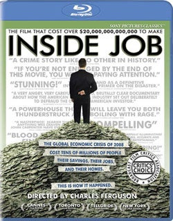 Inside Job (Blu-ray Disc)