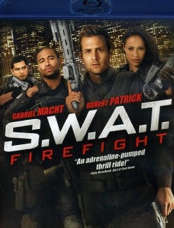 S.W.A.T.: Firefight (Blu-ray Disc)