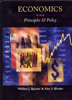 Economics: Principles & Policy (Hardcover)