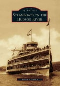 Steamboats on the Hudson River (Paperback)