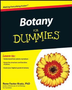 Botany for Dummies (Paperback)