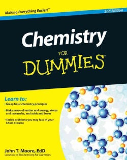 Chemistry for Dummies (Paperback)