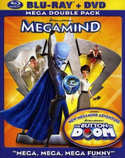 Megamind (Blu-ray/DVD)