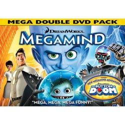 Megamind/Megamind: The Button Of Doom (DVD)