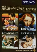 TCM Greatest Classic Films: Legends- Bette Davis (DVD)