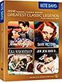 TCM Greatest Classic Films: Legends - Bette Davis (DVD)
