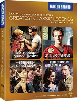 TCM Greatest Classic Films: Legends - Marlon Brando (DVD)