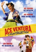 Ace Ventura 1-3 Collection (DVD)