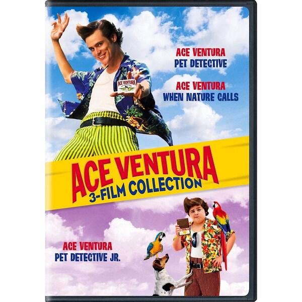 Ace Ventura 1-3 Collection (DVD)