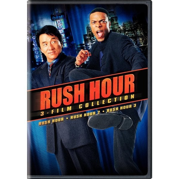 Rush Hour 1-3 Collection (DVD)