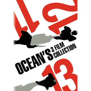 Ocean's Eleven Twelve & Thirteen Collection (DVD)