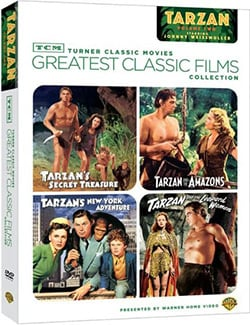 TCM Greatest Classic Films: Johnny Weissmuller As Tarzan, Volume 2 (DVD)