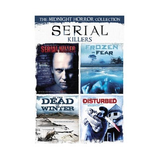 Serial Killers: Interview with a Serial Killer/Frozen in Fear/In the Dead of Winter/Disturbed (DVD)