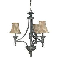 Nottingham 3-light Chandelier