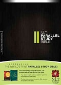 NLT Parallel Study Bible: New Living Translation (Hardcover)