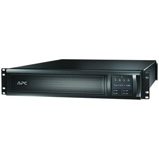 APC Smart-UPS X SMX2200RMLV2U 2200 VA Rack-mountable UPS