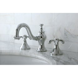 Lava Widespread Chrome Bathroom Faucet