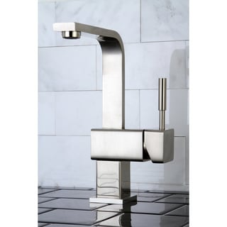 Toronto Euro-style Satin Nickel Bathroom Faucet