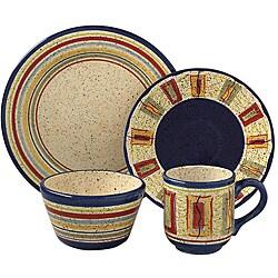 Pfaltzgraff 16-piece Sedona Dinnerware Set