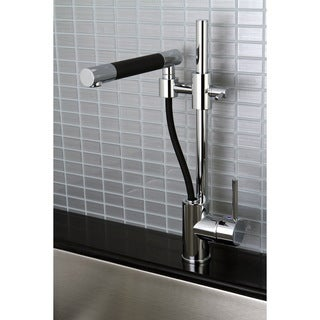Cusinxel 19-inch Chrome Kitchen Faucet