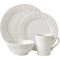 Pfaltzgraff 16-piece Country Cupboard Dinnerware Set | Overstock