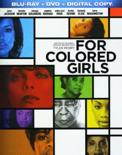 For Colored Girls (Blu-ray Disc)