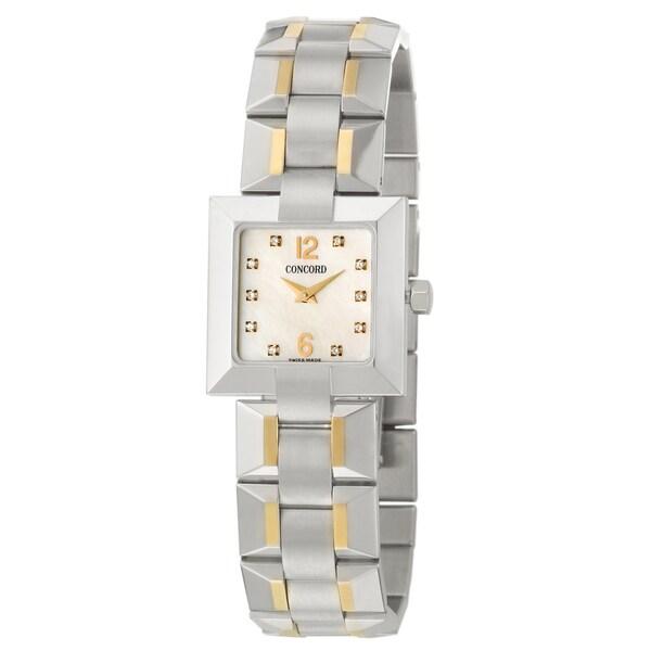 Concord La Scala Women's Two-tone Watch