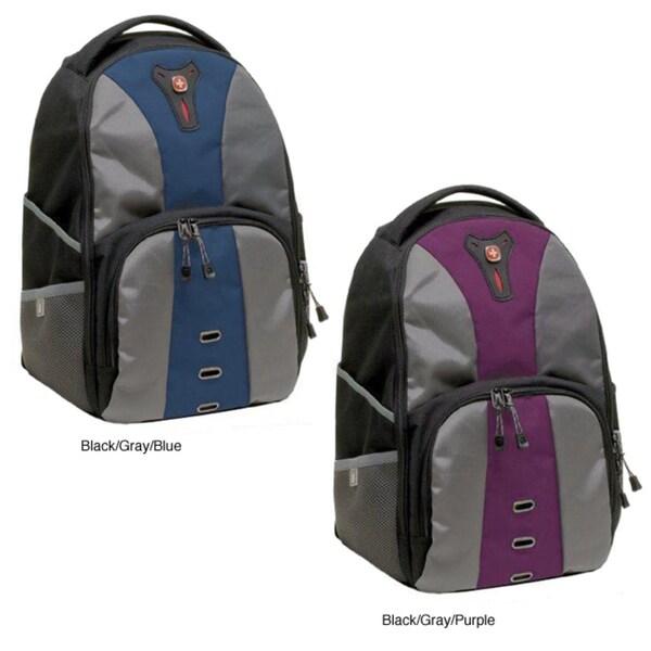 Wenger SwissGear Jasper 16-inch Notebook Laptop Backpack