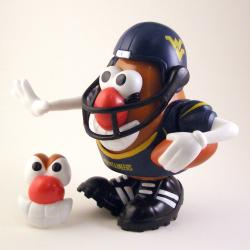 West Virginia Mountaineers Mr. Potato Head