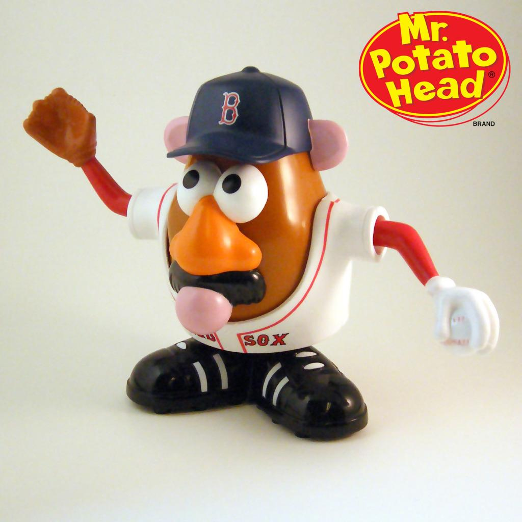 Boston Red Sox Mr. Potato Head