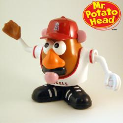 Anaheim Angels Mr. Potato Head