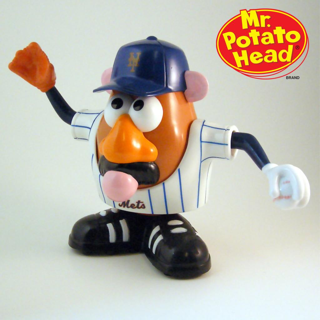 New York Mets Mr. Potato Head
