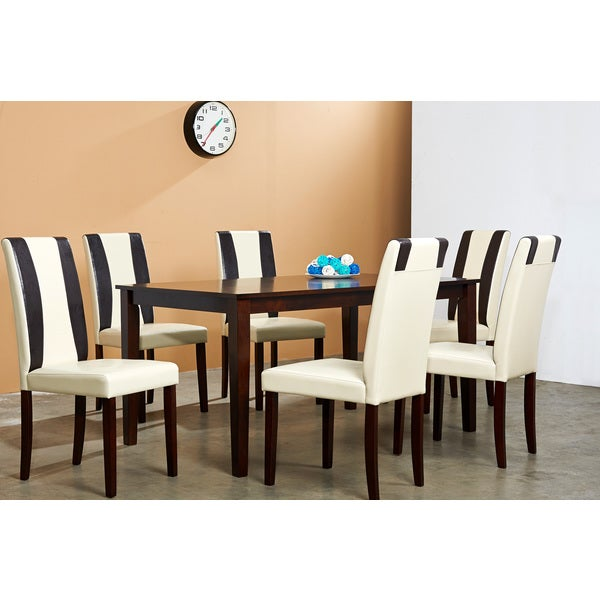 savana 7 piece dining room furniture set 13376571