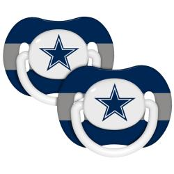 Dallas Cowboys Pacifiers (Pack of 2)