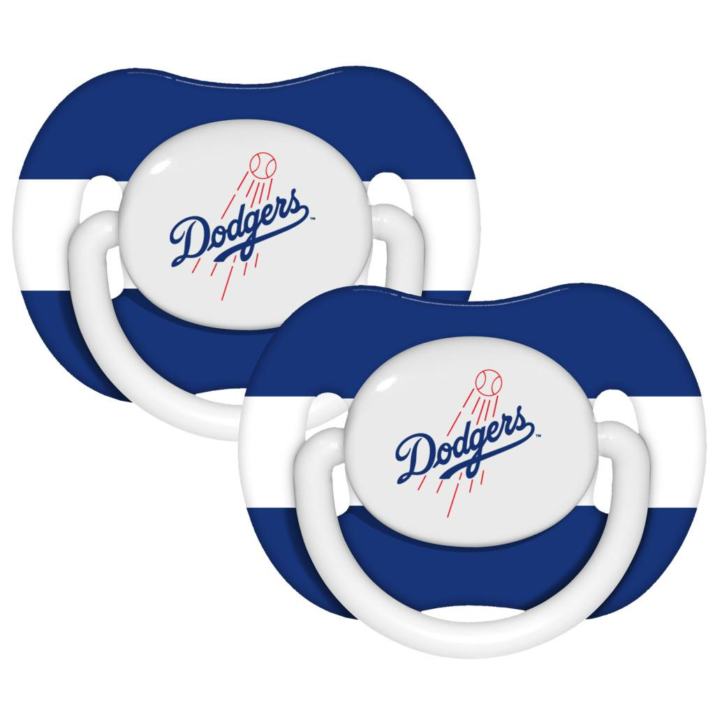 Los Angeles Dodgers Pacifiers (Pack of 2)