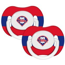 Philadelphia Phillies Pacifiers (Pack of 2)