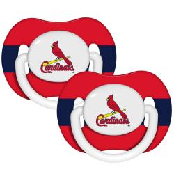 MLB St. Louis Cardinals Pacifiers (Pack of 2)
