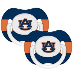 Auburn Tigers Pacifiers (Pack of 2)