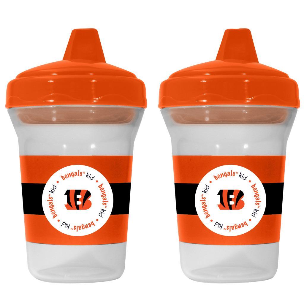 Cincinnati Bengals Sippy Cups (Pack of 2)