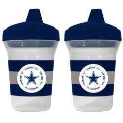 NFL Dallas Cowboys Sippy Cups (Pack of 2)