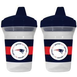 New England Patriots Sippy Cups (Pack of 2)